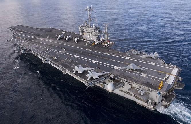 """Mỹ """"chơi rắn"""", ra tay khống chế đảo nhân tạo phi pháp Trung Quốc ở Biển Đông ảnh 5"""