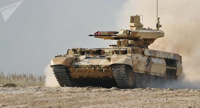 3 năm Nga tham chiến tại Syria: Tái khẳng định vị thế siêu cường ảnh 2