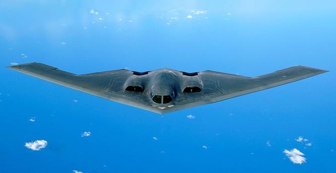 Mỹ điều máy bay ném bom B-2 tới Hawaii: Thông điệp với Trung Quốc ảnh 1