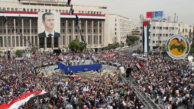 Mỹ nên thừa nhận thua cuộc tại Syria ảnh 2
