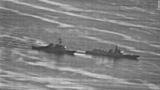 Ảnh hưởng tới Biển Đông của cuộc chiến thương mại Mỹ - Trung ảnh 1
