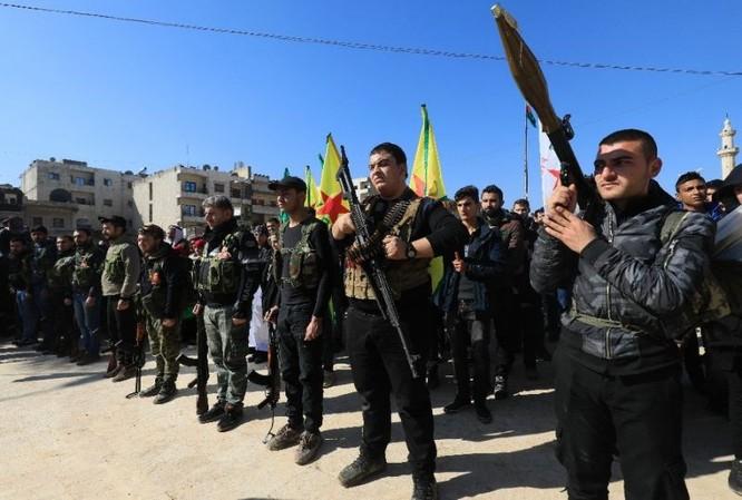 Quân đội Syria hạ 270 khủng bố IS tại tỉnh al-Suwayda ảnh 1