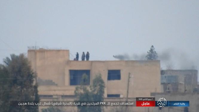 IS tiêu diệt và làm bị thương 15 chiến binh SDF tại Hajin ảnh 2