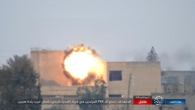 IS tiêu diệt và làm bị thương 15 chiến binh SDF tại Hajin ảnh 3