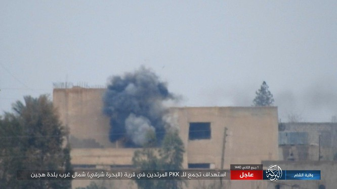 IS tiêu diệt và làm bị thương 15 chiến binh SDF tại Hajin ảnh 4