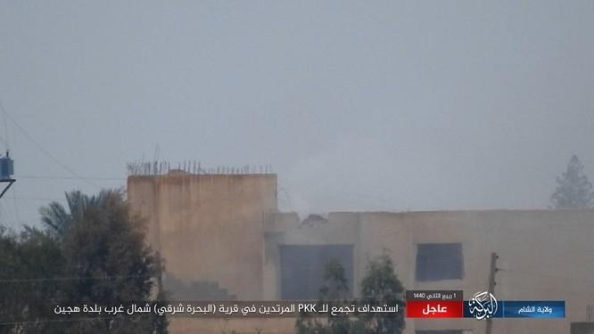 IS tiêu diệt và làm bị thương 15 chiến binh SDF tại Hajin ảnh 5