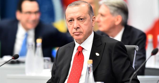 Thổ Nhĩ Kỳ sẽ tấn công vùng đông bắc Syria