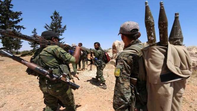 Canh bạc ẩn chứa nhiều hiểm họa khi Mỹ rút quân khỏi Syria (Phần 2) ảnh 3