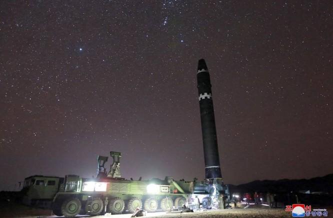 """Bình Nhưỡng có dùng hạt nhân làm """"lợi thế bất đối xứng"""" với Bắc Kinh? ảnh 1"""