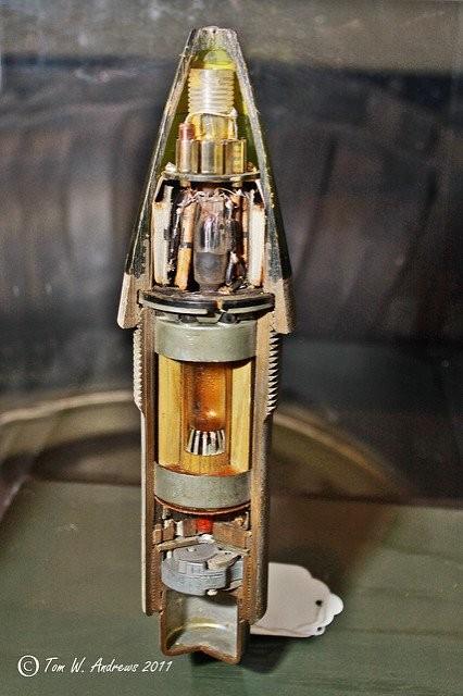 5 loại vũ khí giúp Mỹ bất bại trong Thế Chiến II ảnh 1