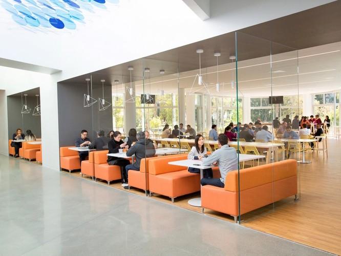Trụ sở 67 tỷ USD của Adobe -- nơi nhân viên có thể tập Gym và học nấu ăn ảnh 2