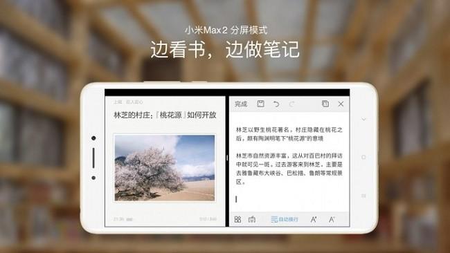 Xiaomi công bố giá bán Mi Max 2 ảnh 1