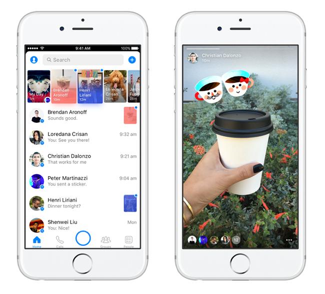 Facebook đã bắt chước Snapchat như thế nào? ảnh 5