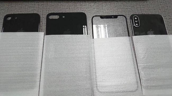 """Bộ ba iPhone 2017 tiếp tục """"lộ hàng"""" ảnh 2"""