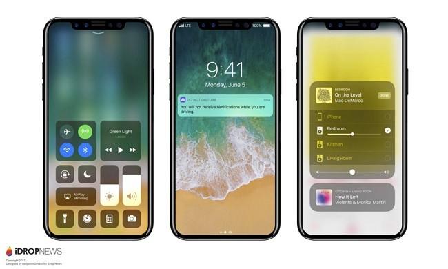 """Bộ ba iPhone 2017 tiếp tục """"lộ hàng"""" ảnh 3"""