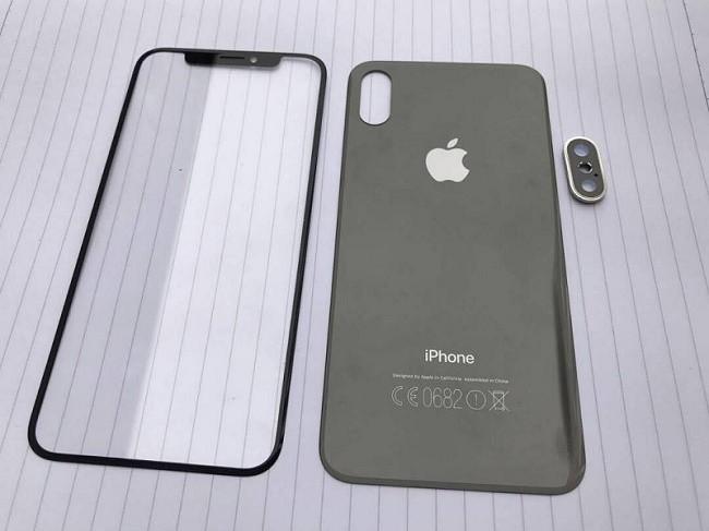 """Bộ ba iPhone 2017 tiếp tục """"lộ hàng"""" ảnh 1"""