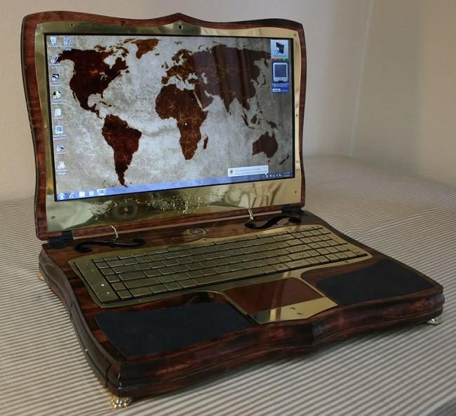 10 mẫu máy tính xách tay độc đáo nhất thế giới ảnh 8