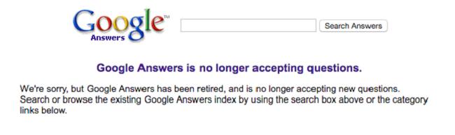 """18 sản phẩm của Google """"sớm nở tối tàn"""" ảnh 1"""