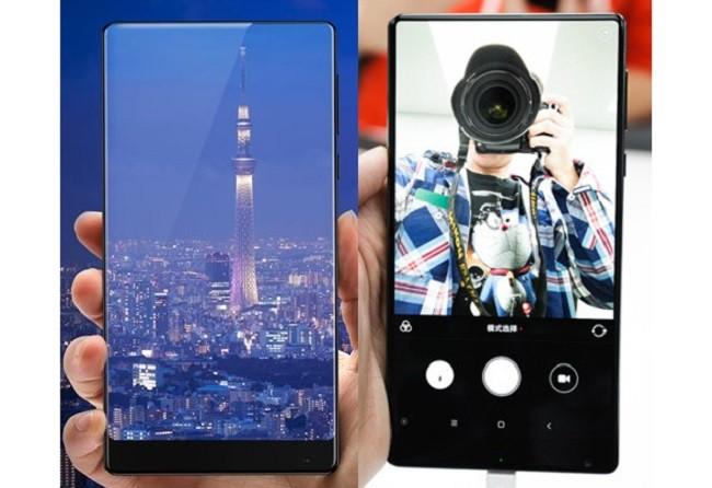 5 mẫu điện thoại không viền xuất sắc nhất ảnh 1