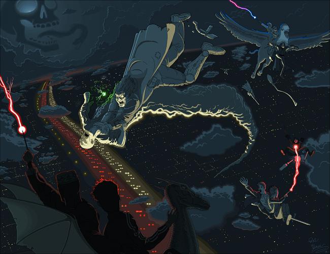 Các tác phẩm nghệ thuật tuyệt đẹp được tạo từ Microsoft Paint ảnh 3