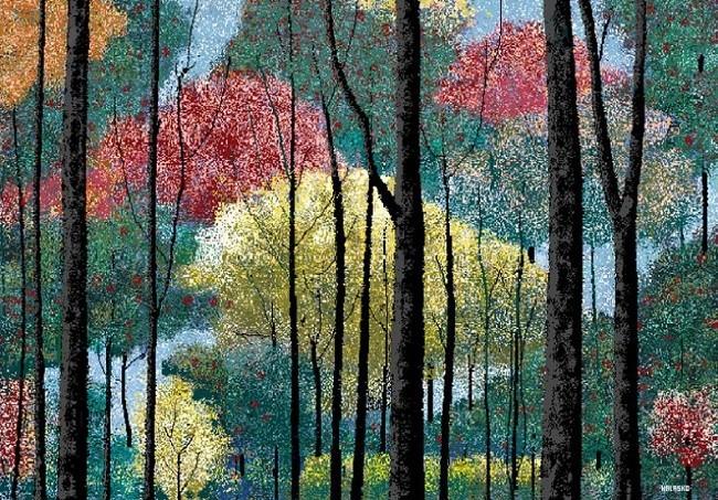 Các tác phẩm nghệ thuật tuyệt đẹp được tạo từ Microsoft Paint ảnh 9