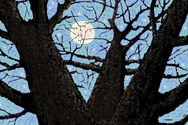 Các tác phẩm nghệ thuật tuyệt đẹp được tạo từ Microsoft Paint ảnh 10