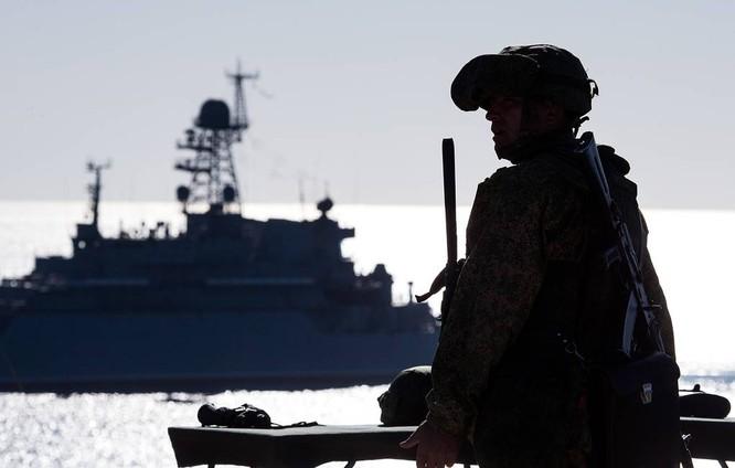 S-400 của Nga tấn công tên lửa hành trình trong cuộc tập trận Crimea ảnh 2