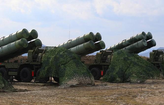 S-400 của Nga tấn công tên lửa hành trình trong cuộc tập trận Crimea ảnh 1