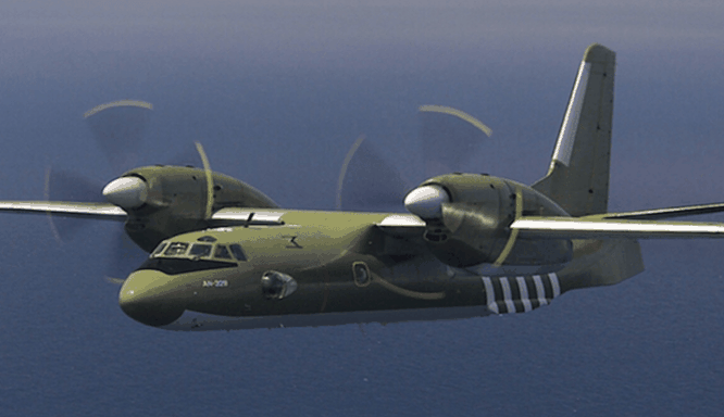 Máy bay An-32