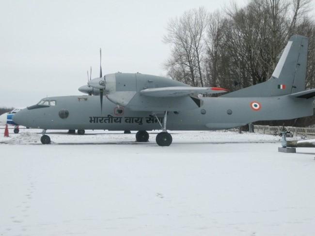 Máy bay An-32 của Không quân Ấn Độ