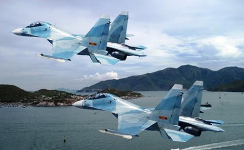 Không quân Việt Nam có tuần tra trên quần đảo Trường Sa cũng là điều bình thường, đúng luật, đúng chủ quyền