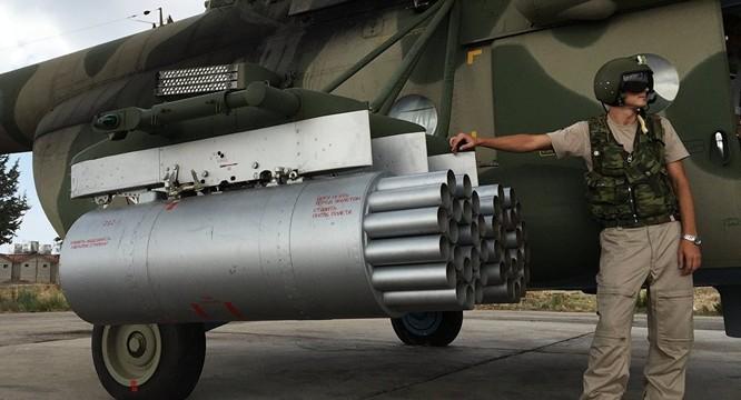 Không quân Nga ở Syria thời kỳ đầu chiến dịch can thiệp quân sự vào quốc gia Trung Đông (ảnh tư liệu minh hoạ)