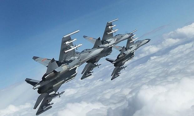 Máy bay chiến đấu của Không quân Trung Quốc