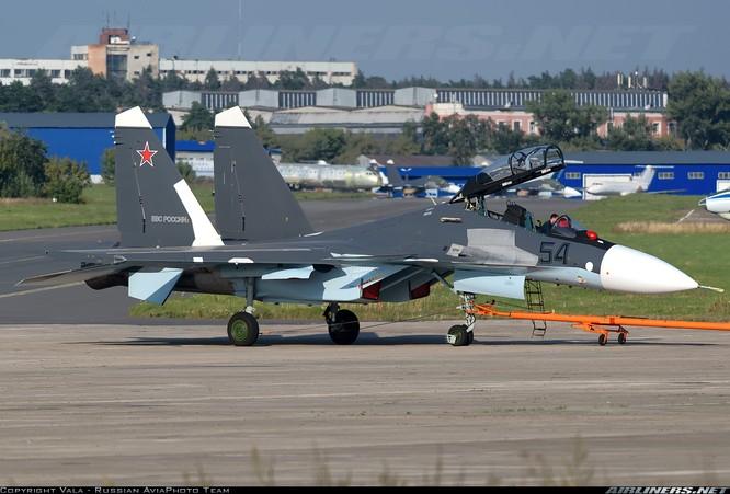 Tiêm kích Su-30SM