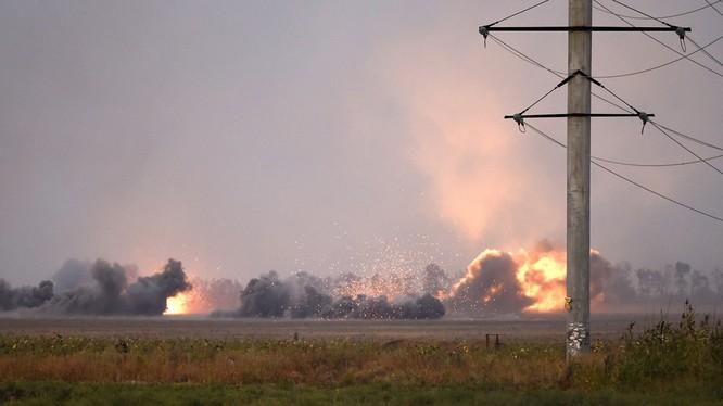 Khủng hoảng ở miền Đông Ucraine