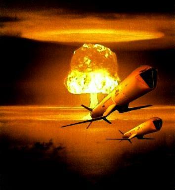 Chiến tranh hạt nhân nếu xảy ra sẽ là thảm hoạ nhân tạo tồi tệ nhất đối với nhân loại.