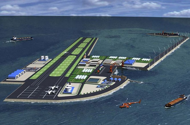 Trung Quốc mưu đồ xây nhà máy điện hạt nhân ở Biển Đông ảnh 2