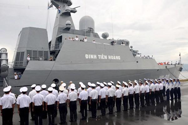 Tàu HQ 012 Lý Thái Tổ