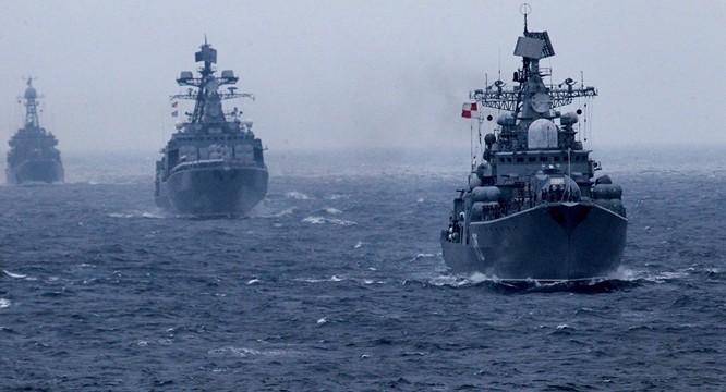 Hạm đội Thái Bình Dương của Hải quân Nga