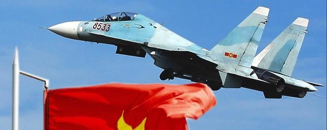 Su-27 trong biên chế của Không quân Việt Nam