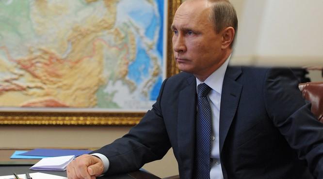 Nga đang phân cực, chia lại trật tự thế giới? ảnh 1