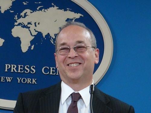 Trợ lý Ngoại trưởng Hoa Kỳ đặc trách Đông Á-Thái Bình Dương Daniel Russel