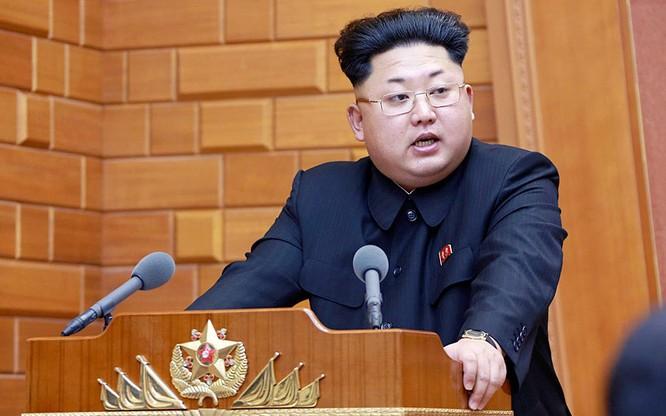 Vì sao Kim Jong-un mặc vest trong đại hội đảng? ảnh 1