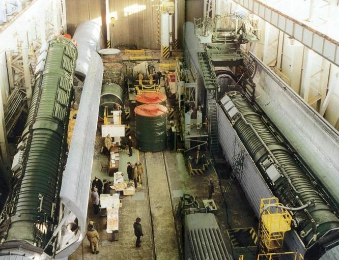 Tass: Nga tái khởi động dự án tàu hạt nhân Barguzin, đáp trả Mỹ ảnh 3