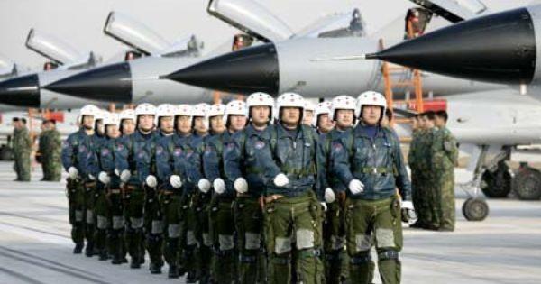 Không quân PLA