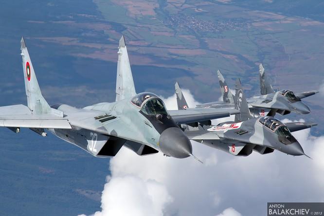 Ukraine bắt giữ đối tượng buôn lậu phụ kiện máy bay MiG-29 ảnh 1