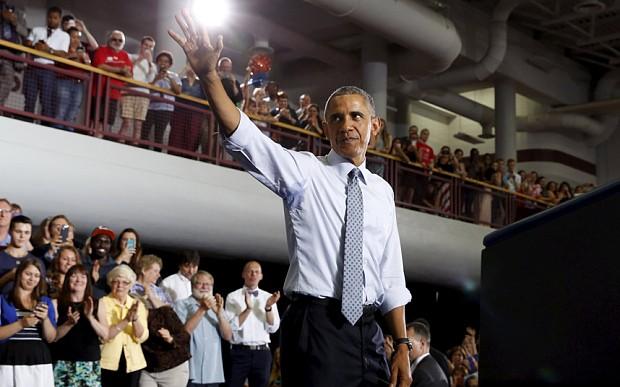 Tổng thống Hoa Kỳ Barack Obama chuẩn bị thăm chính thức Việt Nam từ ngày 23 đến ngày 25/5/2016.