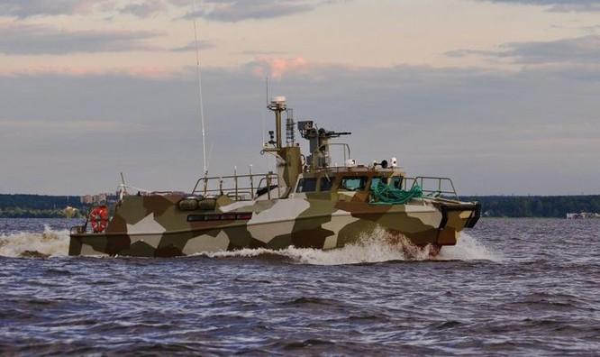 Hải quân Nga sẽ được trang bị thêm tàu tuần tra cao tốc Raptor ảnh 2