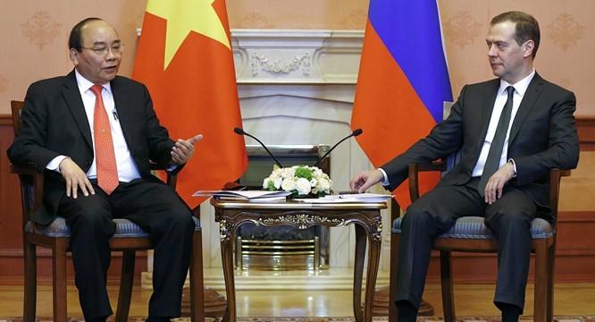 Việt Nam hy vọng đạt thỏa thuận phát triển hơn nữa quan hệ với Nga ảnh 1