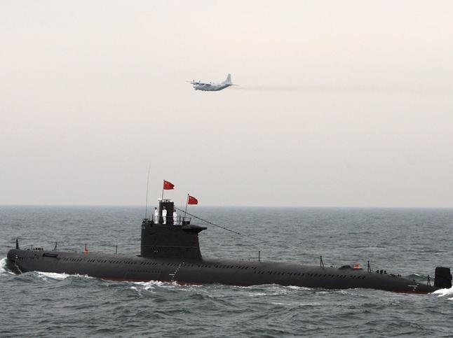 """Chuyên gia Mỹ chỉ ra những """"điểm yếu chết người"""" của tàu ngầm Trung Quốc ảnh 1"""